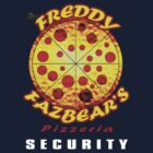 Official Employee of Freddy Fazbear's Pizzeria by Keroa