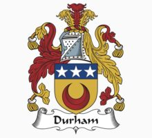 Durham Coat of Arms / Durham Family Crest by ScotlandForever
