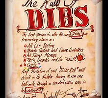 The Rule of Dibs by schmaslow