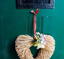 Straw Heart by Sue Martin