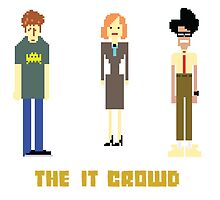 The IT Crowd by charholt