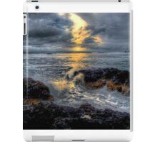 It's All In A Days Work ~ Oregon Coast ~ iPad Case/Skin
