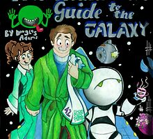 The Hitchhiker's Guide to the Galaxy by AlexBowman314