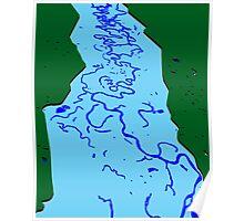 Flood Plain Poster