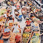 Water Vendors by James J. Barnett