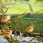 Sparrows are pretty too id1270306 by Almondtree