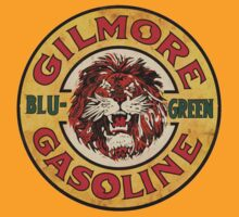 Blu-Green Gilmore Gasoline by Museenglish