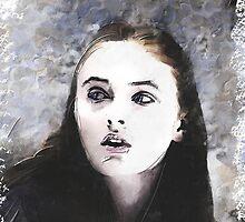 Sansa : House Stark by Andre Martin