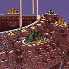 Mandelbulb Stadium Arcadium by barrowda