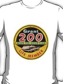 Grant 200 MPH Club T-Shirt