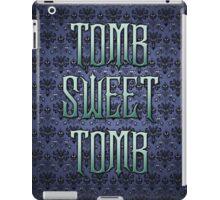 Tomb Sweet Tomb iPad Case/Skin