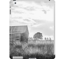 Carooda Lane Shack B&W iPad Case/Skin