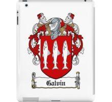 Galvin  iPad Case/Skin