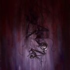 Sinister Descent, Upside Down Puppet Cutting Strings by SuspendedDreams