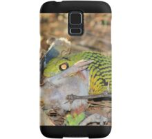 Tree-Snake Dinner - Nature's Cycle of Life Samsung Galaxy Case/Skin