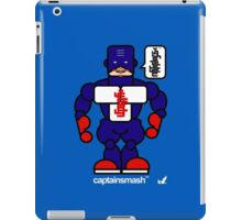 AFR Superheroes #03 - Captain Smash iPad Case/Skin