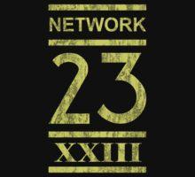 This is N-N-N-N-Network 23! by Robyn California