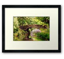 A summers dream Framed Print