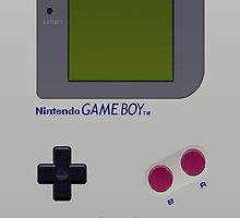Game Boy Nintendo by kamehamehaa