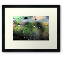 The Planet Suite Framed Print