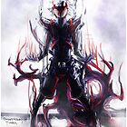 Black Centipede by chinara