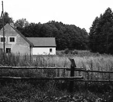 Old Farm by PatiDesigns