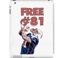 FREE #81 HERNANDEZ  iPad Case/Skin