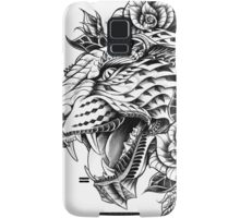 Ornate Leopard Samsung Galaxy Case/Skin