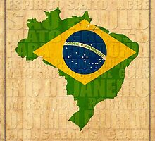 Brazil by AndrewFare