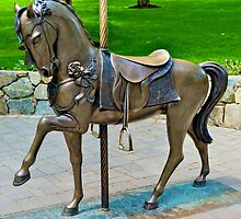 Prancing Pony by Michael Rubin