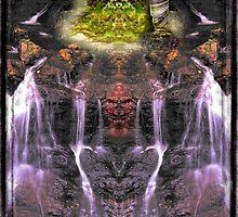 Vision: Shrine by Avalinart