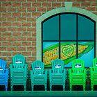 SUMMER CHAIR SALE by Diane Peresie