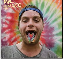 Mac Demarco (in a hippy square) by Lucky Strike