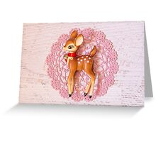 Bambi love Greeting Card
