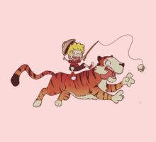 Calvin and Hobbes Kids Clothes