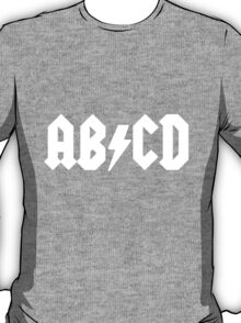 AB/CD Rocky from Gumball T-Shirt