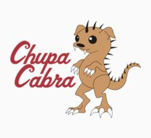 Chupacabra (without background) Kids Clothes