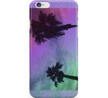 High Palms iPhone Case/Skin