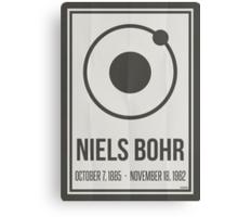 Niels Bohr Canvas Print