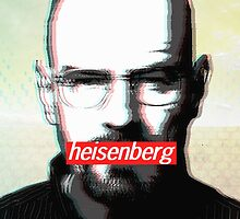 Heisenberg by Billy Milton