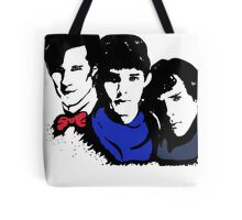 The BBC is Ruining My Life Tote Bag