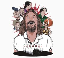 The Big Lebowski by Rich Anderson