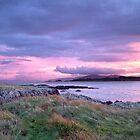 Sound of Iona sunrise by TJLewisPhoto