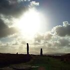Ring of Brodgar by TJLewisPhoto