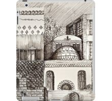 Neighborhood in the Mediterranean iPad Case/Skin