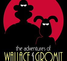 The Adventures of Wallace & Gromit by DrRoger