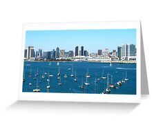 View from Coronado Greeting Card
