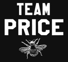 Team Price (white) by Laura Spencer