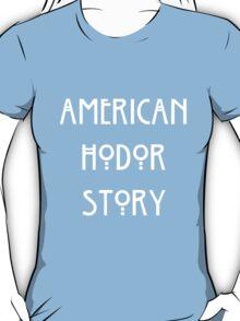 American Hodor Story T-Shirt