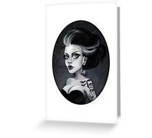 Bride of Frankie Greeting Card